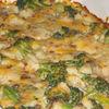 Broccoli cu piept de pui la cuptor