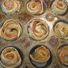 Placinta din foietaj cu mere