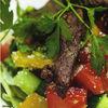 Salata cu gratar de vitel