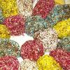 Prajiturele colorate din cozonac