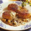 Chiftelute cu ciuperci si branza