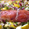 Pulpa de porc impanata