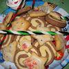 Fursecuri fragede pentru Craciun / Christmas Cookies