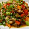 Scoici cu legume