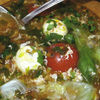 Supa de vara dreasa cu oua