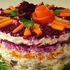 Salata cu sfecla si peste