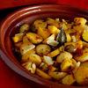 Mancarica de cartofi picanta