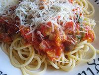 Sos pentru spaghete