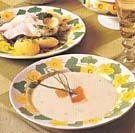 Supa rece de vin de Tokaj - Tokaji hideg borleves Nord - Estul Ungariei