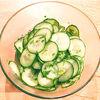 Salata de castraveti cu marar