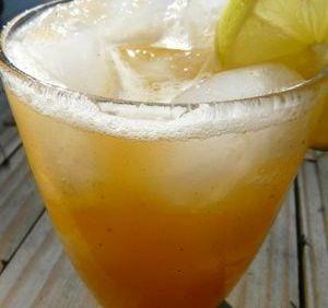 Cocktail cu pepene galben