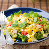Salata de pui cu rozmarin si cuscus