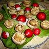 ciupercute cu cascaval