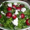 Salata  de legume cu branzica