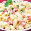Salata clasica de paste cu maioneza