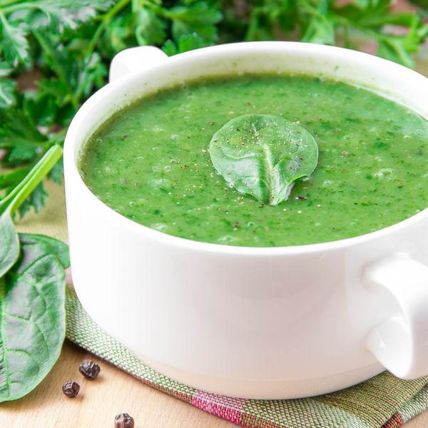 Supă de spanac: Porţia de primăvară