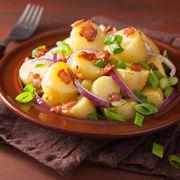 Salată grecească de cartofi