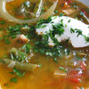 Ciorba ardeleneasca de fasole verde / Green Beans Soup from Ardeal