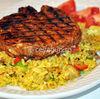 Burger vegetarian (vegan)/Parjoale de post