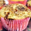 Muffins cu vanilie, ciocolata si scortisoara