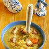Reteta snert - supa olandeza de mazare cu afumatura