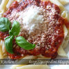 Penne all'arrabbiata in 5 minute