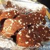 Salam de biscuiti cu orez expandat