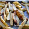 Cartofi pai dietetici - Frites au four