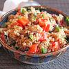 Quinoa Puttanesca Recipe
