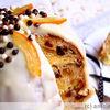 Tortulet panettone cu crema de portocale