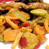 Stir-fry legume picante