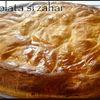 La galette des Rois - o prajitura traditionala - reteta de baza