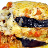 Parmigiana di Melanzane sau vinete gratinate cu parmezan