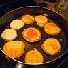 How to make Oladi, Russian Kefir Pancakes