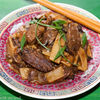 Rata cu bambus si 5 arome / Duck with bamboo shoots and 5 spices