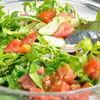 Salata cu rucola si pepene