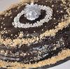 Reteta Craciun - tort de ciocolata cu nuca si cafea