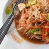 Thai Food // SALATA de MANGO & NUCI CAJU