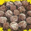 Bulgarasi de ciocolata cu visine din compot