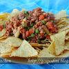 Carne tocata cu legume mexicane