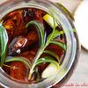 Rosii uscate in ulei de masline