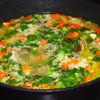 Ciorba de legume cu iaurt