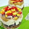 Salata Tex-Mex in straturi