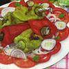 Salata de ardei gras copt
