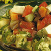 Salata de ciuperci cu sos de mustar