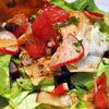 Fattoush  Salata libaneza cu legume si sos de rodii