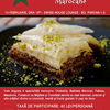 Degustare de Prajituri Marocane