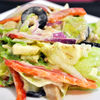 Salata de pui cu telina, mar si maioneza