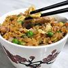 Orez prajit chinezesc cu sunca si oua