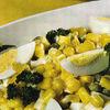 Salata cu oua de prepelita